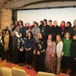 Meeting with Arab Media Women in Koweit