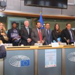Organization of an international conference at the European Parliament