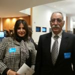 Meeting with the former President of Mauritania Mohamed Val